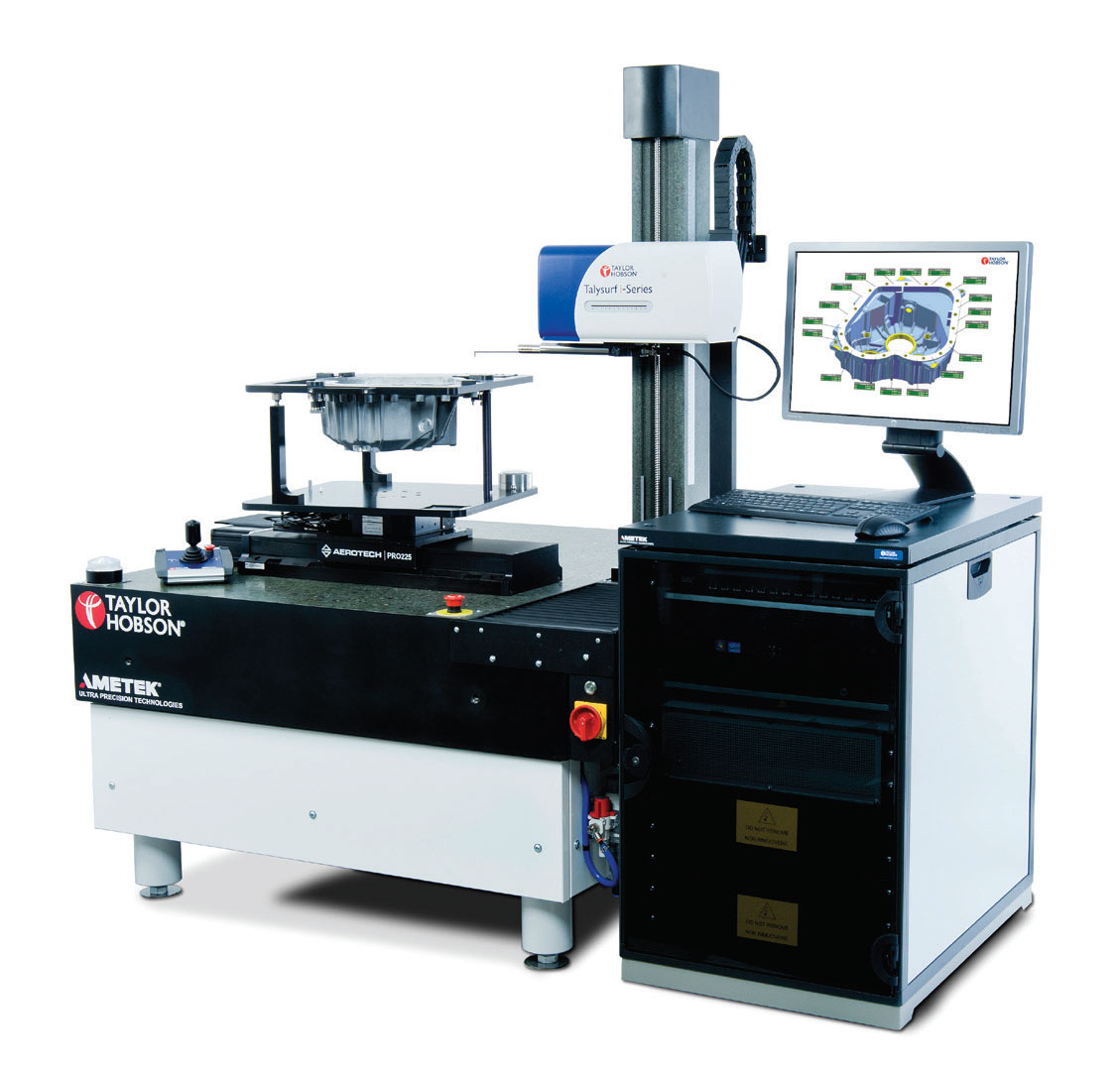 Form Talysurf CNC  Series - Surface Finish and Contour Measuring Instrument