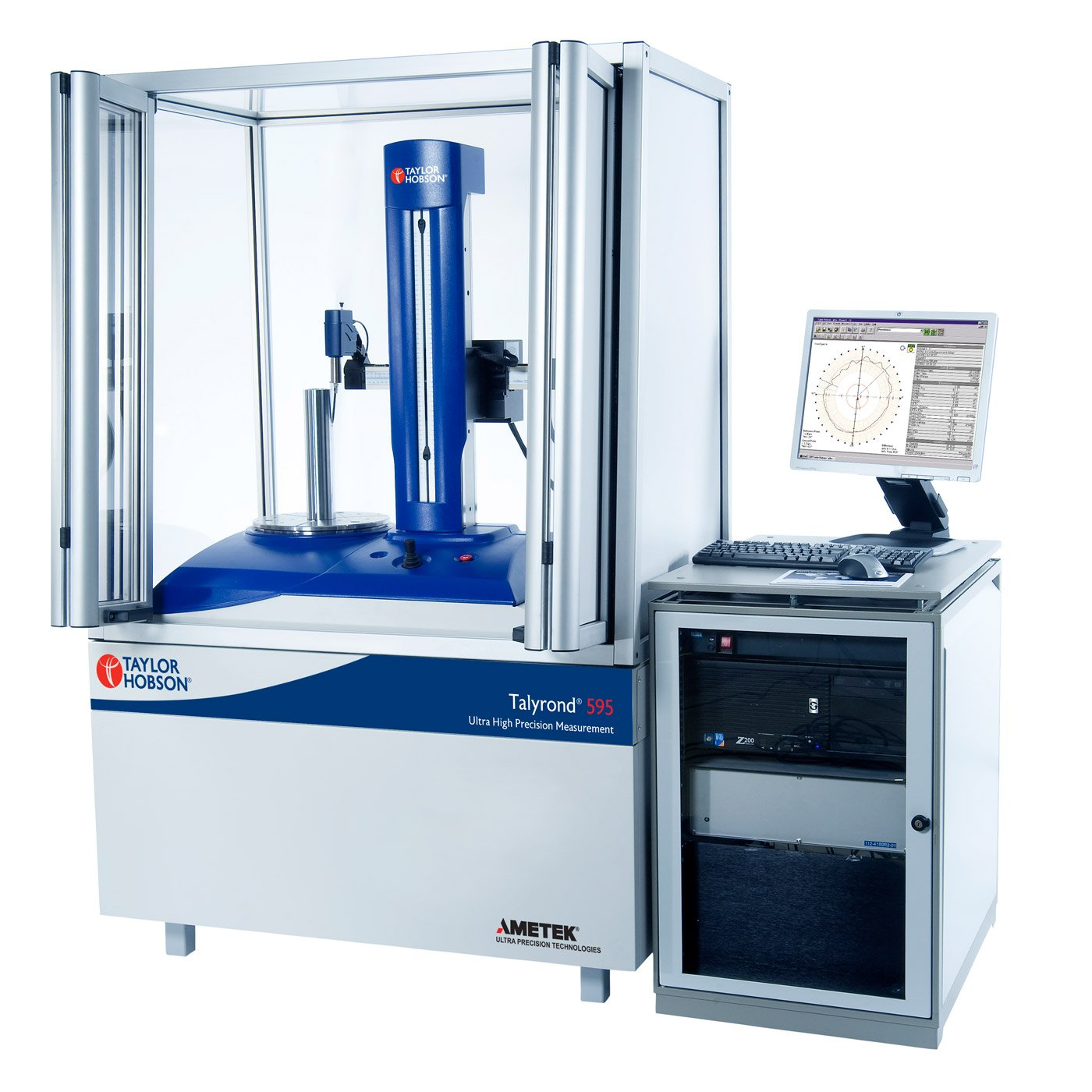 Talyrond 595H - precision roundness measurement machine and enhanced with innovative software