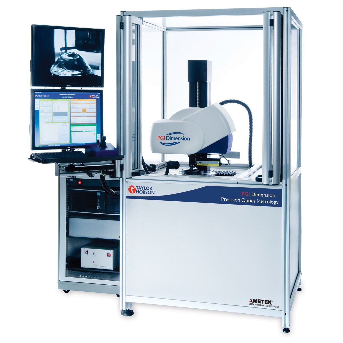 PGI Dimension a Form measurement instrument of 3D forms of shallow & steep aspherical lenses in metrology