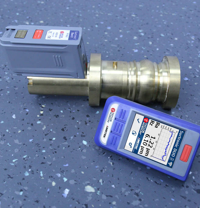 Surtronic Duo Handheld Surface Roughness Tester