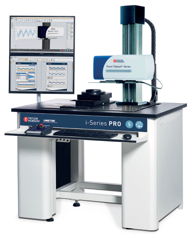 Form Talysurf® i-Series PRO Surface Finish & Contour Measurement Device