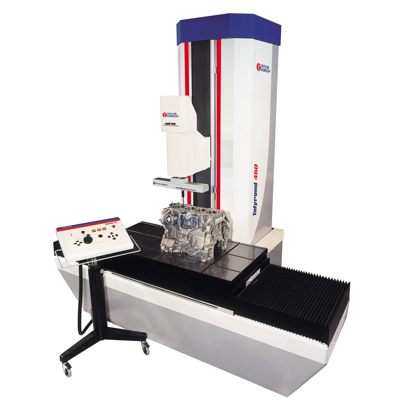 Talyrond 450 - Large capacity roundness tester