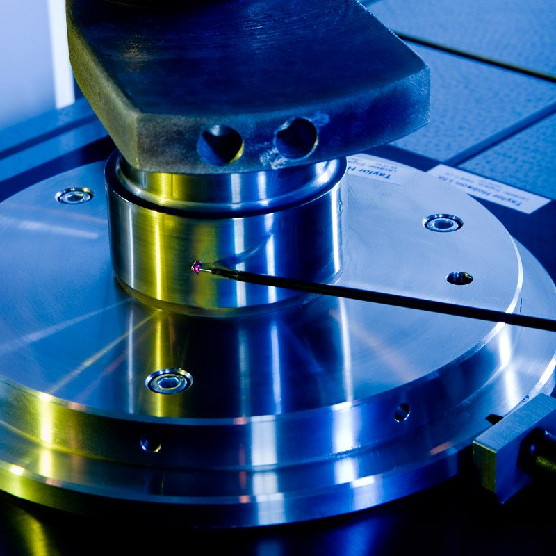 Completely automated roundness measure system Ultra software & measurement and analysis