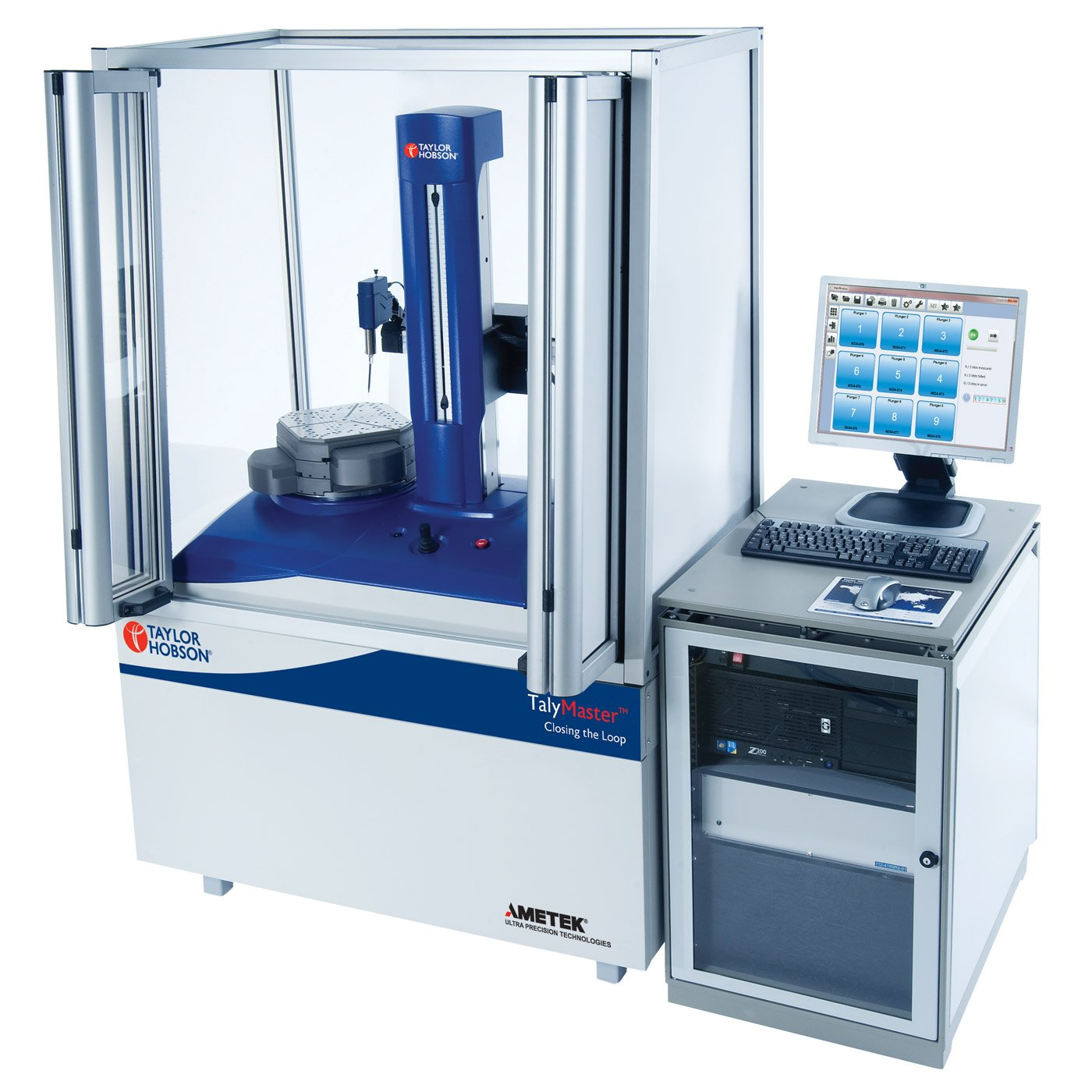 Talymaster - Roundness, Surface Roughness, Contour Measurement Machine